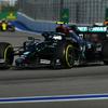 【F1 ロシアGP】メルセデスのボッタスが優勝…フェルスタッペンの2位を始めホンダ勢全車入賞
