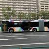 東京BRT、プレ運行開始---都心部と臨海副都心を結ぶ「バス高速輸送システム」