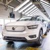 ボルボのEV、XC40リチャージ の生産開始…2020年生産分はすでに完売