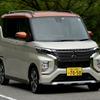 【三菱 eKクロススペース 新型試乗】スーパーハイトの動的性能はここまで進化したか…工藤貴宏