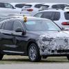 BMW X4 Mパフォーマンス 改良新型を初スクープ!室内外を大刷新へ