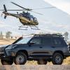 レクサス LX、550馬力スーパーチャージャー搭載…女性だけのラリーに参戦