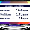 【CEATEC 2020】356社のうち46%が新規出展、自動車関連技術も盛りだくさん オンラインで今日開幕