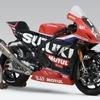 スズキ、ファクトリーチーム「ヨシムラSERT Motul」でFIM世界耐久参戦へ