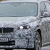 BMW最小SUV「X1」にもフルEVバージョン設定が確実に…開発車両を初スクープ!