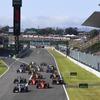【F1】2021年の暫定カレンダー発表…日本GPは10月10日、史上最多23戦