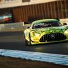【スーパー耐 第4戦】888号車HIRIXメルセデスAMG GT3が逆転で今季2勝目