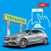 ヤナセ「LIVEカーチェック」、自宅と認定中古車展示場をオンラインで結ぶ