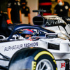 【F1】アルファタウリ・ホンダで2021年を戦う角田裕毅…「日本のみなさんの夢も背負って戦います」