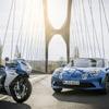 アルピーヌ仕様の二輪車、発表数時間で限定110台が完売…MVアグスタ