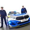 BMW 8シリーズ、620馬力のポリスカーに変身…ACシュニッツァーがカスタム