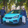 Hondaのハイブリッド「e:HEV」は電気が主役! フィットで心地よい走りを実感 【世界に、あたらしい気分を。】