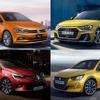 【輸入コンパクトカー まとめ】ポロ、A1、208、ルーテシア…群雄割拠の日本市場に導入、価格や試乗記