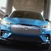 北米SUVオブザイヤー2021、フォード マスタング EV が受賞