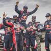 【ダカールラリー2021】ペテランセルが4年ぶり8回目の四輪総合優勝…MINIが連覇、トヨタ奪冠ならず2位