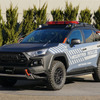 ルーフにドローン搭載、豊田自動織機 RAV4 ベースの山岳救助モデルを提案…東京オートサロン2021[詳細画像]
