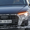 アウディ S8 改良新型、年内デビューか…刷新されたグリル、ヘッドライトを激写