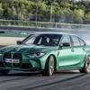 BMW M3 セダン新型、サーキットで雪上ドリフトに挑む[動画]