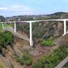 「たぶん」が「決定」に…新阿蘇大橋の開通は3月7日、看板を掛け替え