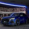 アウディ最強SUV『RS Q8』、740馬力に強化…アプトが125台限定発売