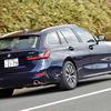 【BMW 3シリーズツーリング 新型試乗】エントリーでもクルマ好きを唸らせる性能…丸山誠