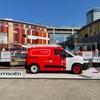 イベント用特装車『ル・プティ・シトロエン』展示中---ららぽーと豊洲