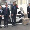「EVで動物の命を守る」日産と名古屋市獣医師会が災害連携協定を締結