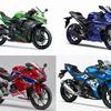 【250ccバイク まとめ】CBR250RR、ZX-25R、R25、GSX250R…価格やインタビュー、試乗記