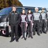 ハイエース2台が全日本ラリー参戦、機能性パーツ「CAST」開発の実地検証