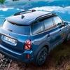 MINIクロスオーバー、特別なブルーの限定モデル「ボードウォークエディション」発売