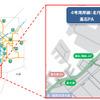 阪神高速 4号湾岸線(北行)、高石PAがオープン---3月30日
