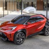 トヨタ、『アイゴXプロローグ』発表…欧州Aセグメントに新ビジョン提示