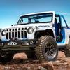 ジープ ラングラー にEVコンセプト、ガソリンV6と同等のパフォーマンス追求 3月27日に実車発表