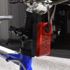 通勤通学もこれで安心、ドラレコ付き自転車用テールライト発売