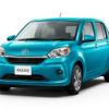 トヨタ パッソ 一部改良、スマアシIIIを全車標準化…安全装備を強化
