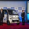 佐川急便、配送用の軽自動車を全台数EV化へ…プロトタイプを公開
