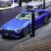 メルセデスベンツ CLS 改良新型、48Vマイルドハイブリッド採用…上海モーターショー2021