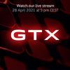 VWの高性能EV『ID.4 GTX』、4月28日発表…ティザー