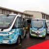 自動運転バスにおける保安要員を撤廃…茨城県境町のボードリー