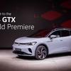 VWのEV版「GTI」、『ID.4 GTX』発表…299hpツインモーター+AWD