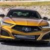 アキュラ TLX 新型の「タイプS」、ペースカーに起用…IMSAスポーツカー選手権