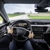 アウディ、新世代ステアリングホイールを開発…新型EV『Q4』に初採用