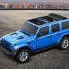 ジープ ラングラー、開放感あふれる限定車発売へ 電動開閉式パワートップ装備