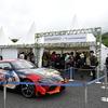 人気のゆるキャンとのコラボやイベント広場での展示なども盛況…スーパー耐久 第3戦