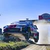 【WRC 第4戦】エバンスが今季初優勝、トヨタは3勝目…勝田貴元が自己最高の4位「確実に一歩前進、努力を続ける」