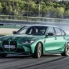 BMW M3 新型と M4 新型、「ドリフトブラザーズ」が息の合ったパフォーマンス