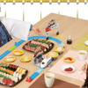 スシロー×プラレール、自宅でお寿司屋気分を楽しめる 新商品発売へ