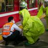 京急が駅でテロ対策の訓練…関係各所と連携して、有毒ガスや爆発物の処理も想定