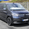 VWの次世代マルチバン、デビューは6月10日か…車名は「Multivan Bulli」が有力