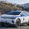 VWの「EVアイランド」計画が始動、第一号は『ID.4』のポリスカー…島の全車両を電動化へ